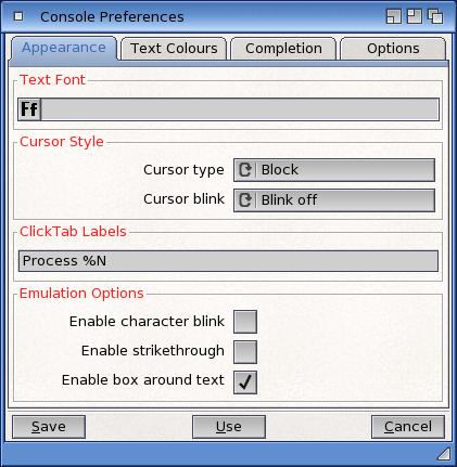 shell-console-prefs
